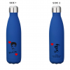 elvis presley face bottle